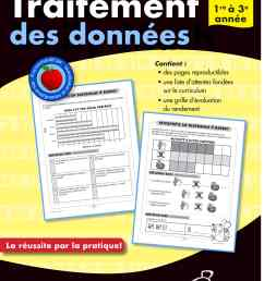 Canadian French Data Management Activities Grades 1-3 - eBook - Chalkboard  Publishing [ 3300 x 2580 Pixel ]