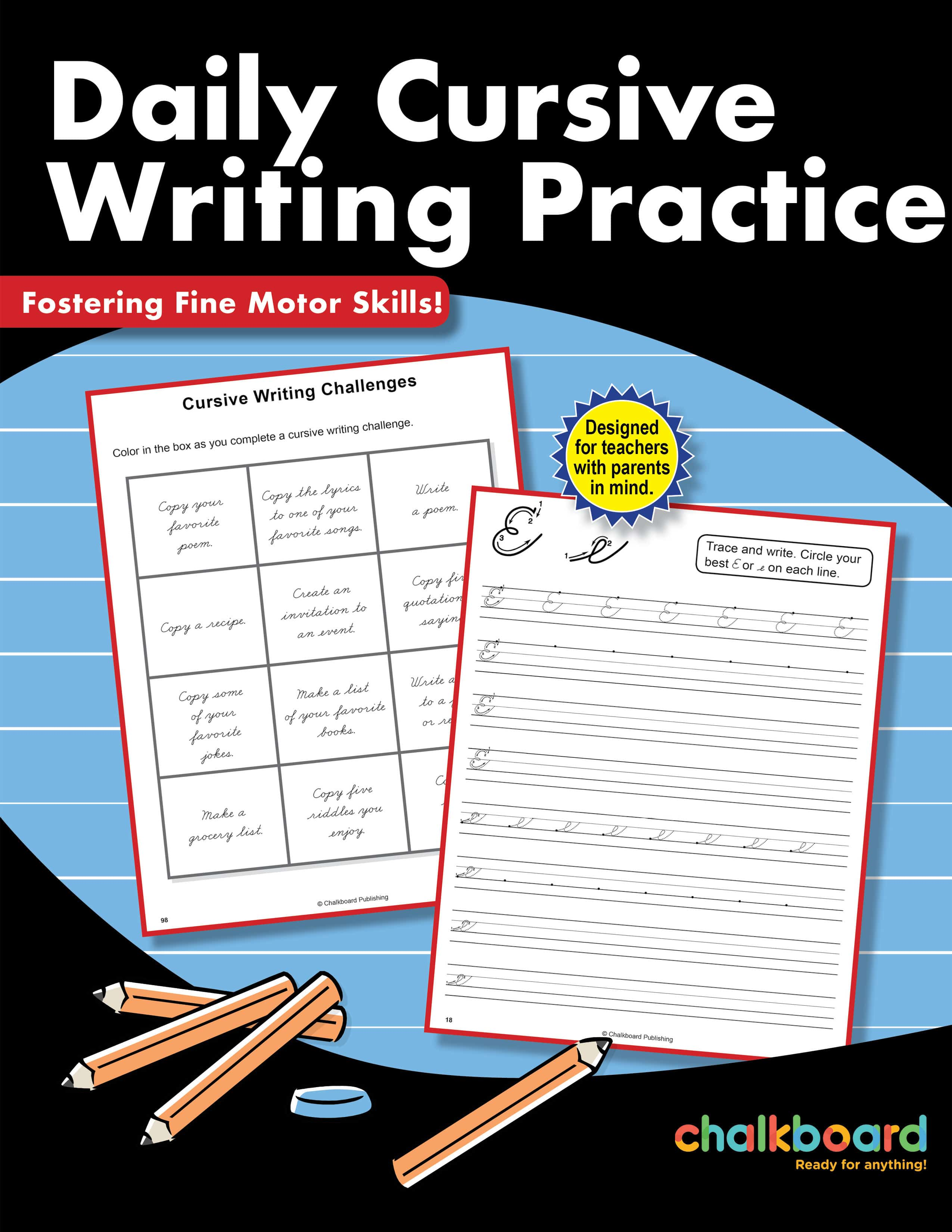 United States Daily Cursive Writing Practice Grades 2 4
