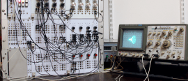 Analogue computing: fun with differential equations