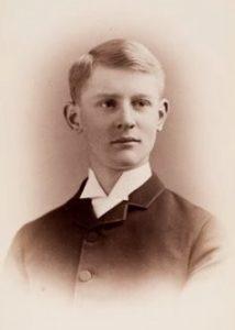 Edgar Buckingham (1867--1940), after whom the Buckingham π theorem is named.