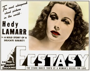 Poster of the film Ecstasy