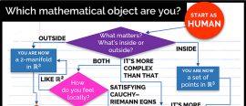 Which mathematical object are you?