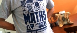 Review: Mathematical T-shirt