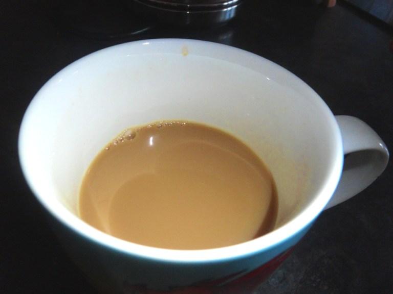 coffee cardioid