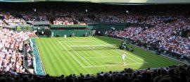 Game, set, maths (no more tennis puns)