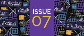Chalkdust Issue 07 – coming 13 March