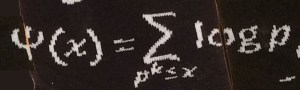 Chebyshev second function