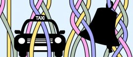 Bells, braids and taxicabs