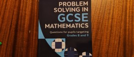 Review of Problem Solving in GCSE Mathematics