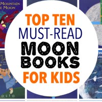 The 10 Best Books About the Moon for Curious Kiddos