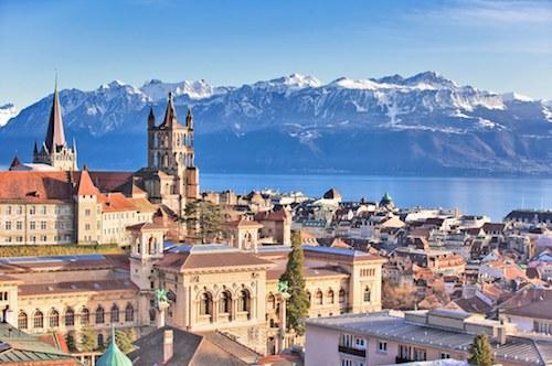 Chalkmarks Lausanne