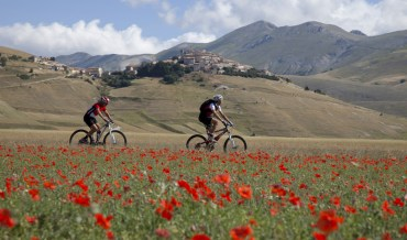 The challenge of my life Cycling through Umbria
