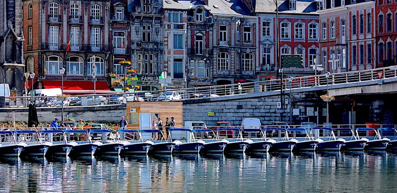 Chalkmarks Wallonia