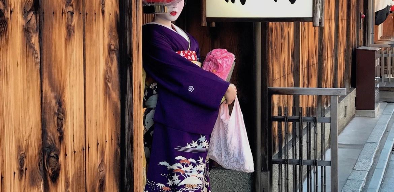 Chalkmarks Kyoto, Japan