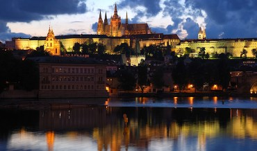 New way to see old Prague