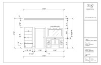 Master Bath Floor Plans With Dimensions