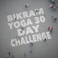 Bikram Yoga 30 Day Challenge: Day #20