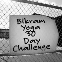 Bikram Yoga 30 Day Challenge: Day #23