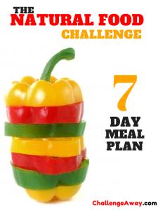 natural-food-meal-plan