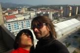 10 piętrowy hotel w Bańskiej Bystrzycy.