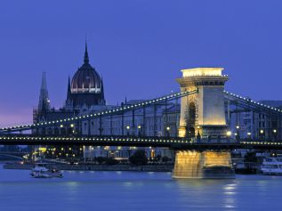 Budapeszt-perła nad Dunajem