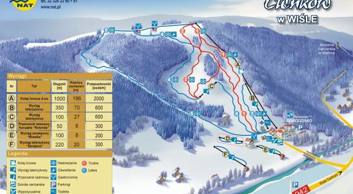 Kid-Snowboarding/BESKIDY/Wisła Cieńków