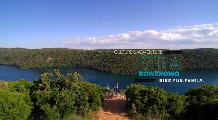 Istria Bike Trails - szlaki rowerowe Chorwacji