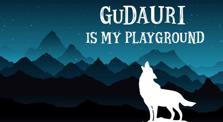 Gadauri is my playground