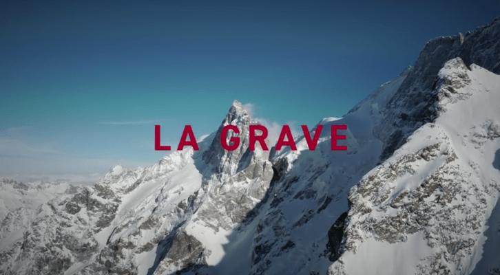 La Grave - freeride po francusku