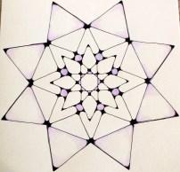 lilac star