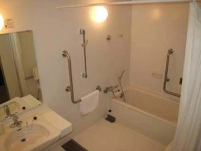 【アミティ舞洲】洋室(2名・31平米)バスルーム