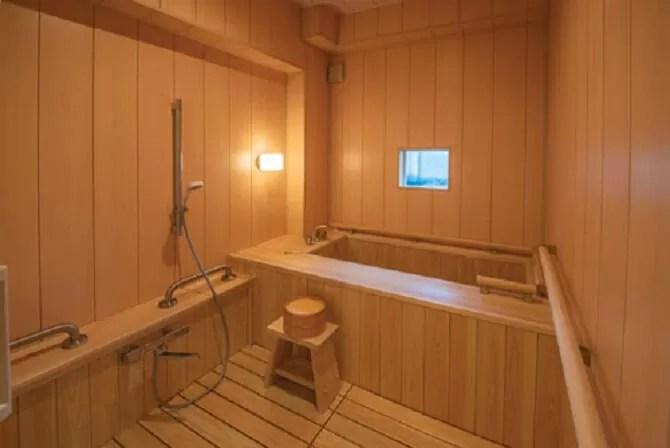 【鬼怒川パークホテルズ】バリアフリールームAタイプ(45平米・4名可)客室風呂