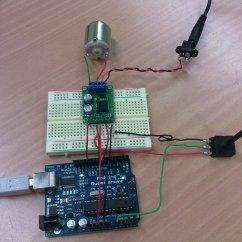 L298 H Bridge Circuit Diagram Bmw E46 Wiring Harness Arduino Driving A Motor With Pololu Mc33887 Driver