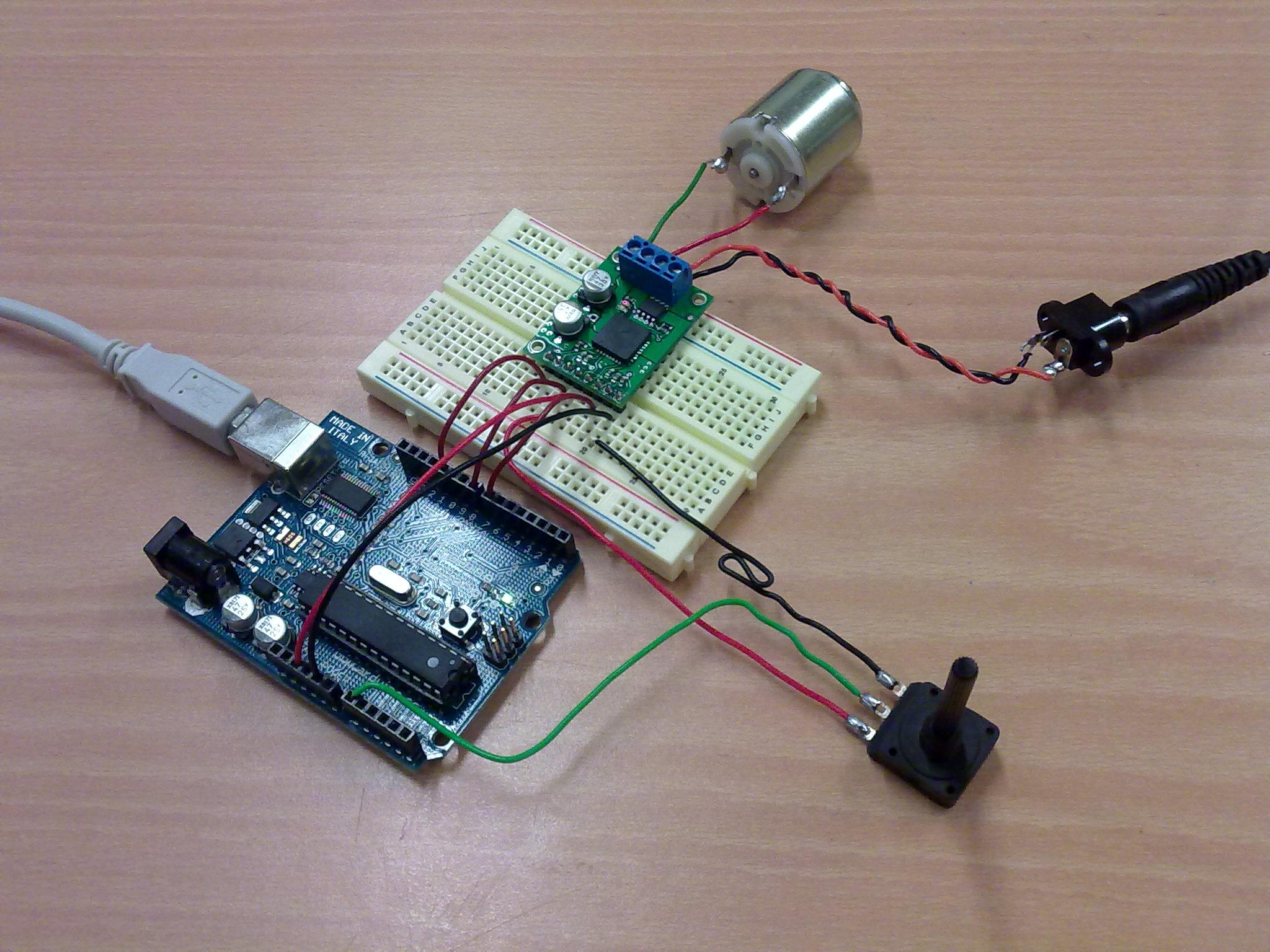 Pololu Simple Motor Controller Users Guide