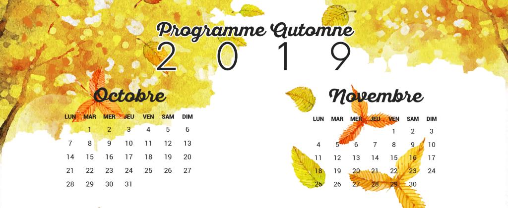 automne 2019 activités de l'église évangélique la mission