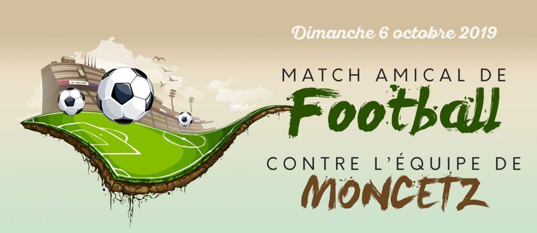 Match amical Moncetz