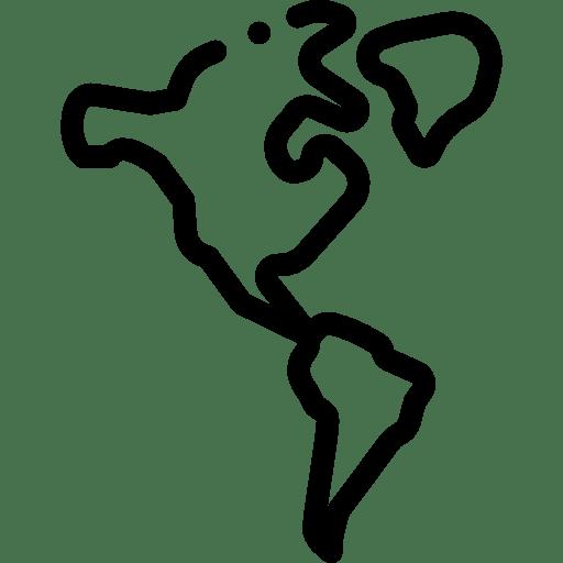 diffusion biblique - continent américain