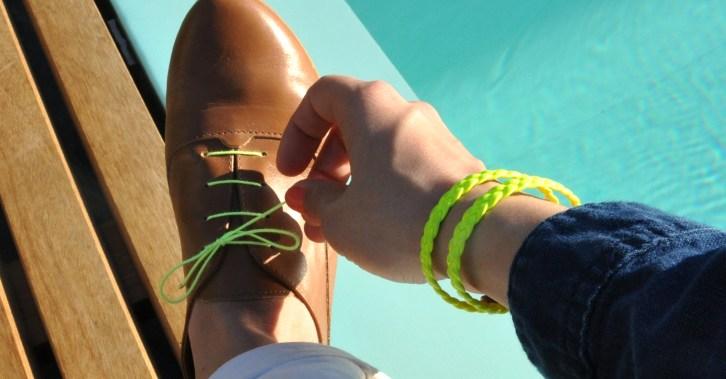 Et le bracelet !
