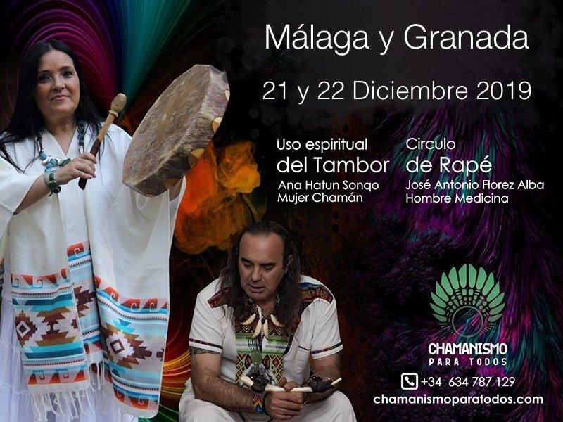 Málaga y Granada enseñanzas