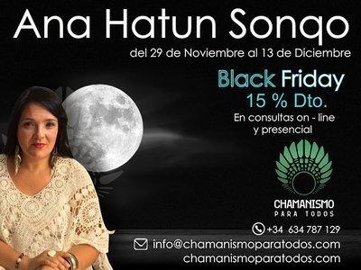 Black Friday en consultas privadas y en los talleres de Málaga y Granada