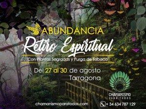 Abundancia retiro espiritual