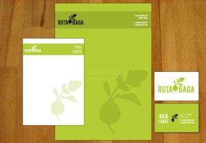Rutabaga - Logo et papier à lettres