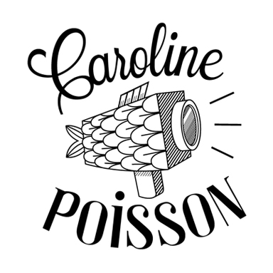 Logo pour Caroline Poisson, vidéaste