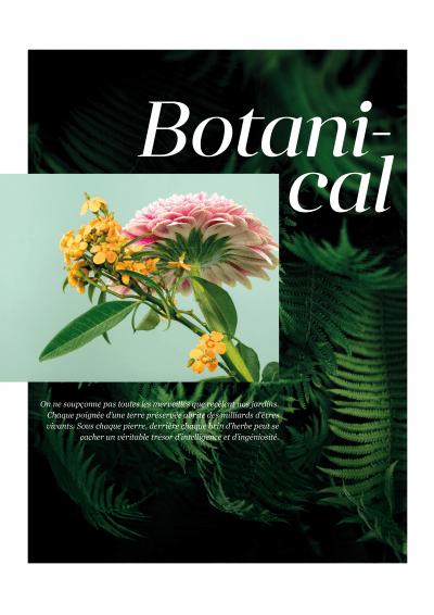Brochure Botanical - Charlène Fournier