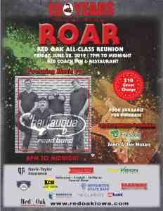 ROAR! Red Oak All-Class Reunion