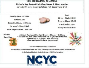 Father's Day Dinner & Silent Auction