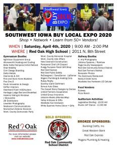 Southwest Iowa Buy Local Expo 2020