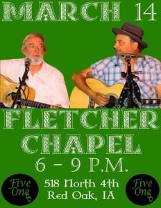 Fletcher Chapel | March 14