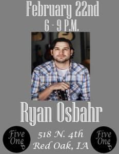 Ryan Osbahr