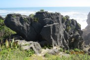 Pancake Rocks at Punahaiki